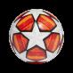 ADIDAS FINALE MADRID 2019 TOP TRAINING FOTBALOVÝ MÍČ - Oranžová, Bílá č.6
